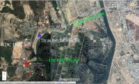 bán đất khu dân cư đất lành dt 655m2 ngang 10m giá 25 tỷ lh 0989 879 364