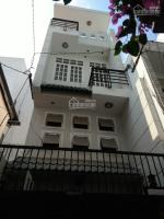 nhà 3x12m 2 lầu 4 phòng 3wc hẻm 25m 80 trần quang diệu p14 q3 gần bệnh viện an sinh 495 tỷ