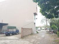 chính chủ bán 230m2 đất mặt tiền 8m tại phường phúc lợi cổ bi quận long biên 0372746666