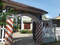 bán nhà vườn 700m2 đất ở nhà 200m2 1 tỷ 500 lh 0989565858