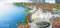 bán căn shop midtown sakura hoa anh đào lầu view hồ bơi giá