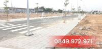 đất ngay đường đt 743 sổ đỏ trao tay khu dân cư đông đúc ngân hàng bảo lãnh 50 lh 0849 972 971