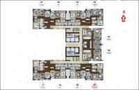 bán căn hộ 06 chung cư n01 t5 ngoại giao đoàn 108m2 3 phòng ngủ hướng đông giá 32triệum2