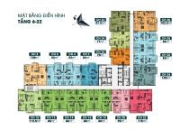 chỉ từ 2 tỷ cho một căn hộ chung cư cao cấp 86m2 full nội thất tại phố sài đồng long biên