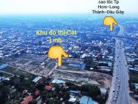 vị trí đẹp giá tốt ngay mặt tiền ql51 trung tâm thị trấn long thành khu vực sân bay long thành