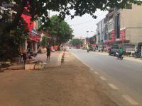 bán nhà mặt phố trung tâm thị trấn hát lót mai sơn mặt tiền ql6 32m dt 62m2 x 2 tầng sđcc