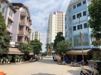 bán gấp khách sạn phố quang trung 100m2 9 tầng lô góc mt 15m vỉa hè rộng kd giá 154 tỷ