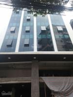 bán tòa nhà văn phòng đtm trung yên vị trí đẹp dt 100m2 nhà xây 7 tầng mặt tiền 5m