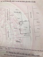 đất sổ hồng 2492m2 khu biệt thự kiều đàm quận 7 lh 0939345450 bên