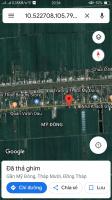 bán đất giáp đường hồ chí minhn2 gần kcn tháp mười đồng tháp