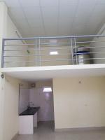 cho thuê nhà cấp 4 diện tích 40m2 có gác xép thiết kế hợp lý cho hộ gia đình ở