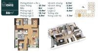 bán căn hộ 86m2 full nội thất giá gốc cđt 21 tỷ chung cư kđt việt hưng long biên h trợ 0 lsnăm