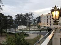 khách sạn 7 tầng mặt tiền đường hồ tùng mậu p 3 tp đà lạt