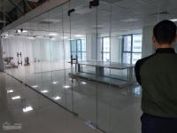 cho thuê văn phòng tòa nhà mặt đường tố hữu nam từ liêm hà nội dt 88m 370m2 lh 0902255100