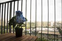 căn 1pn tháp t5 masteri thảo điền tầng trung view đẹp