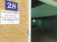 hot cho thuê chung cư mini mới xây xong 5 tầng chia các phòng diện tích 22m230m2 có gác