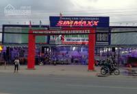 345m2 lô góc mặt tiền kinh doanh siêu thị simmax đường đt 741 ngay chợ nhật huy