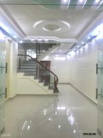 bán nhà xây mới 4 tầng ngõ phố tôn đức thắng lê chân hải phòng