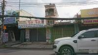bán nhà mặt tiền đường tô ký dt 48x25m sổ hồng riêng