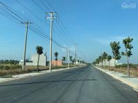 bán đất dự án bella vista liền kề thị trấn củ chi dt 5x20m đường 21m giá 720tr lh 0931483858