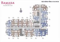 hạ long bay view sổ hồng lâu dài wyndham vận hành chỉ từ 30triệum2 bàn giao full nội thất