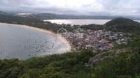 bán đất mặt biển khu du lịch bãi biển từ nham xã xuân thịnh thị xã sông cầu tỉnh phú yên