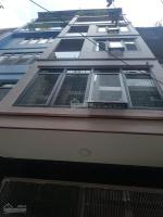 cho thuê nhà 55m2 x 6 tầng phố nguyễn phúc lai hoàng cầu
