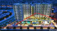 chính chủ sang nhượng căn hộ dragon 60m2 tầng sát hồ bơi view mặt tiền cao l p4 q8 chỉ 845tr