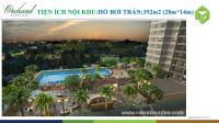 bán căn hộ cc orchard park view 83m2 tầng trung view tây nam 39 tỷ bao hết lh 0911 63 44 99