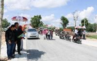 bán nhanh lô mặt đường dự án đất nền bãi muối lideco hạ long khu đô thị trung tâm hòn gai