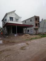 bán đất trung tâm gần ubnd xã thường thắng mặt đường liên xã đang thi công mở rộng giá 820 triệu
