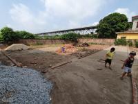 bán 58m2 đất ở lâu dài tại đầu thôn chài võng la giá 135 trm2