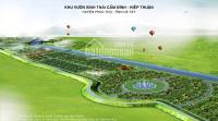 bán đất dự án sinh thái cẩm đình phúc thọ hà nội