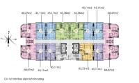bán gấp căn hộ 45m2 tòa nhà ct1a khu đô thị nghĩa đô giá cực rẻ