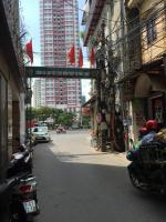tôi cần cho thuê mbkd mới xây mặt phố giải phóng giáp bát dt 60m2 mt 6m giá thuê 12 triệuth