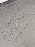 bán đất khu phân lô đường lưu chí hiếu giá 225 tỷ1 lô 116m2