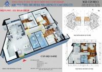 chính chủ bán căn 62m2 tại dự án cc bộ tư lệnh thủ đô ct1 yên nghĩa có gia lộc lh 03 3916 3916