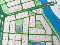 bán đất 24m x 20m đường số 9 khu dân cư trung sơn 88 trm2