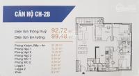 bán căn 3 phòng ngủ 92m2 cc hà nội homeland logia đông nam giá chỉ 198 tỷ