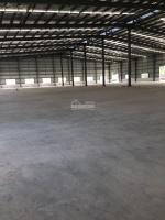 cho thuê xưởng 5000 m2 bến cát bình dương