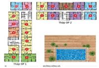 bán orchard park view block op2 3pn 109m2 nhà thô đã có hđmb view nhìn rộng công viên gia định