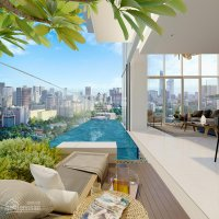penthouse đẳng cấp nhất serenity sky villas 491m2 hồ bơi sân vườn tầng thượng lh 0901 986 687