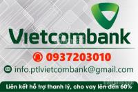 thông báo vietcombank h trợ thanh lý28 lô đất kv bình chánhtặng sổ tiết kiệm 100tr 0937203010