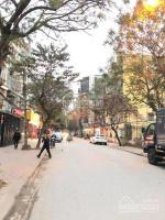 bán nhà mặt phố kinh doanh doãn kế thiện cầu giấy hà nội mặt tiền 4m
