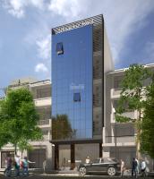 cho thuê nhà mặt phố hoàng văn thái diện tích 90m2 xây 6 tầng