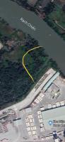 cc bán 6300m2 đất tại pphú hữuq9đối diện cảng jtc có đường nội bộ 5m đất được quy hoạch odt