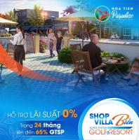 sở hữu shop villa sát biển kinh doanh cực chất chỉ với 15 tỷcăn xây thô 450m2 tại biển xuân thành