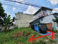 bán đất hưng định bình nhâm gần cầu suối đờn tx thuận an đường xe hơi 5m xung quanh nhà ở kín