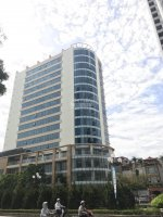 thông báo cho thuê mb tại tầng 1 và văn phòng tại tòa sao mai tower 21 lê văn lương