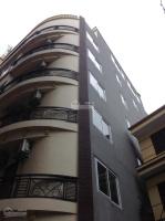 nhà làm căn hộ dịch vụ ngõ 187 trích sài võng thị cách hồ tây 30m có 17 căn hộ mới hoàn thiện